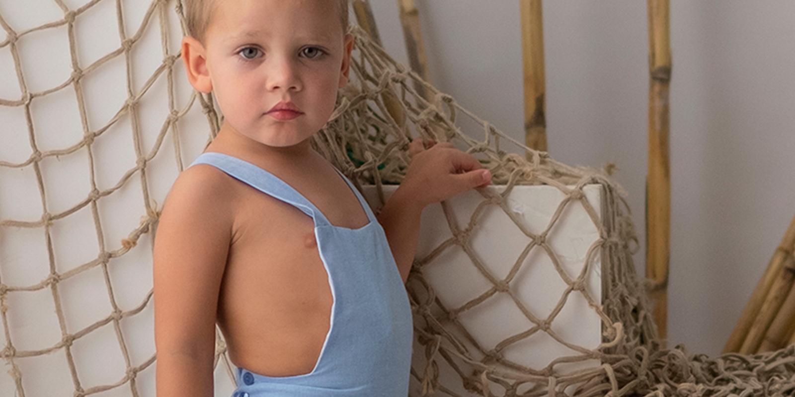 Diseño de moda infantil