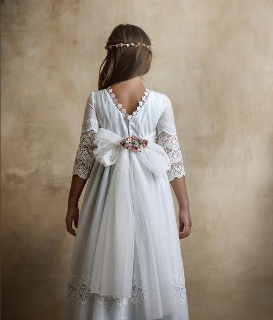 vestidos de comunión a medida sevilla