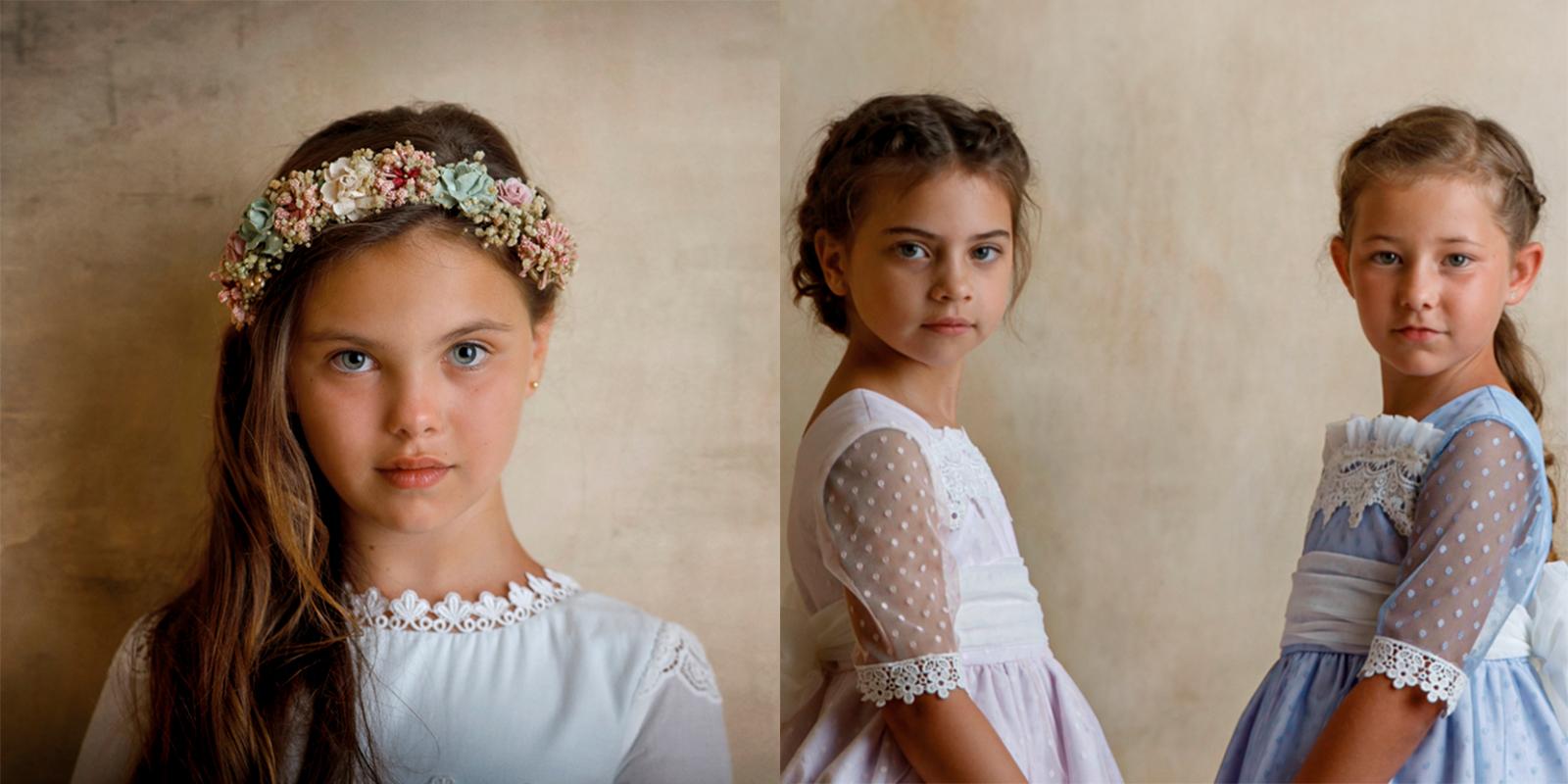 confección de moda infantil