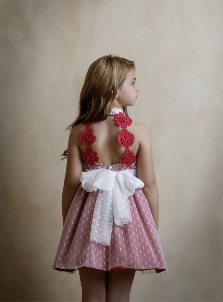 vestido moda infantil niña colección arras