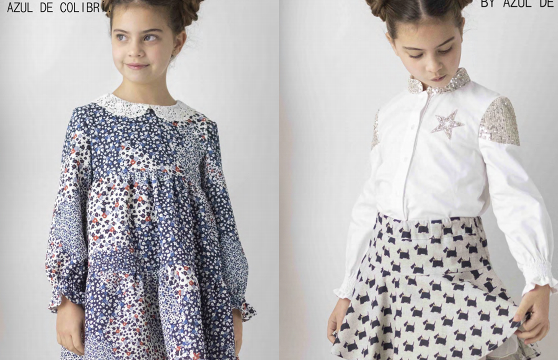 diseños moda infantil estampados